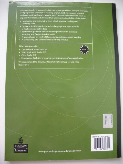 New Language Leader Intermediate Teachers Book