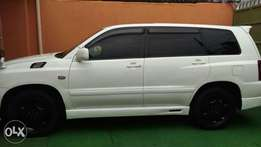quick sale toyota kluger