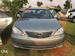 Clean Toyota Camry 2005