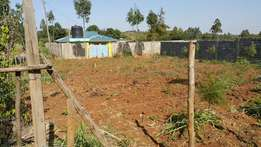 50x 100 at Kamangu-Karai 2kms from kamangu and 6kms from kikuyu town.