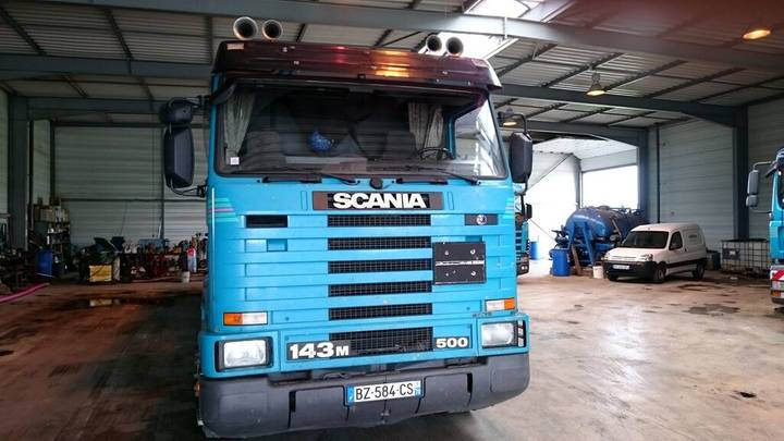 Scania 142 - 1993