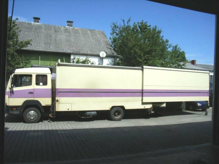 Mercedes-Benz 814 Verkaufsfahrzeug, Gesamtlänge bis 10,50 Mete - 1992