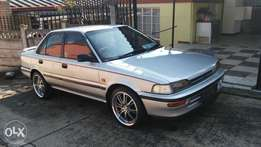 1994 Toyota Corolla 160i(4afe) for sale!