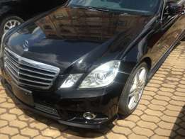 Mercedes benz E 250 avant-garde 4dr sedan sport with panoramic roof