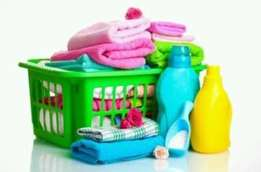 Monthly laundry service