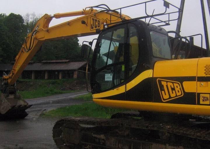 JCB JS 220 - 2006