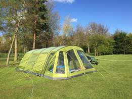Vango Orava XL with footprint and carpet for sale