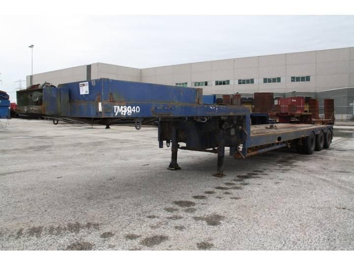 Nooteboom OSD47VVS semi stepfr trailer - 1982 - image 4