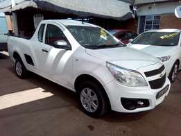 Chevrolet Utility Bakkie - From R2999 pm