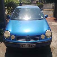 2004 Volkswagen Polo Hatchback- automatic
