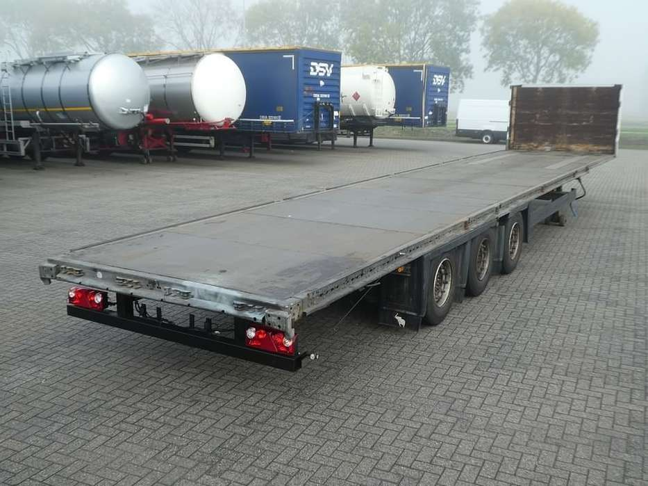 Schmitz Cargobull MEGA 3 AXLE DISC 435/45r19.5 - 2012 - image 4