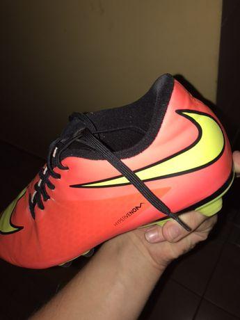 Buty Sportowe Nike Mercurial Victory V CR (684878018) Czarne