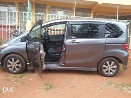 Seven seater freed