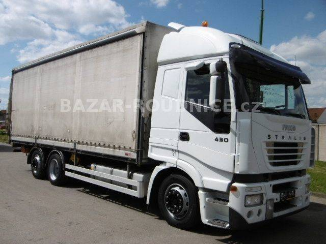 Iveco Stralis AS 260S43 (ID9930) - 2005