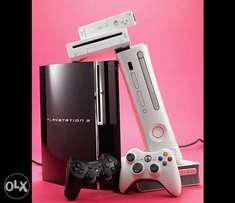 ps3 and Xbox for sale