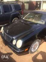 Toks benz E320 from USA