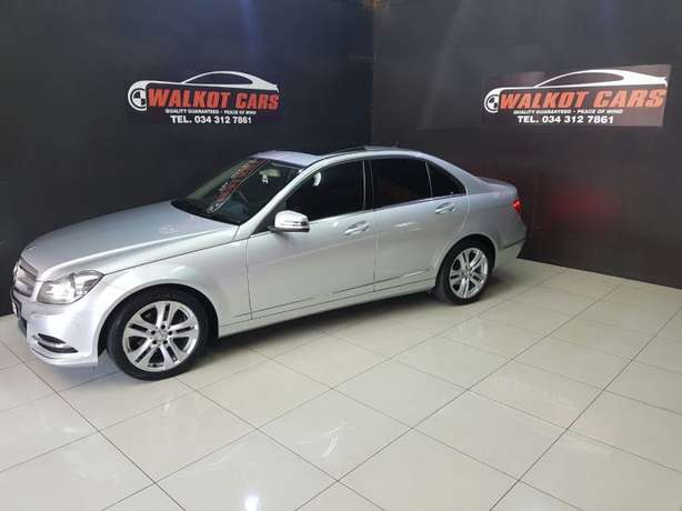2013 Mercedes-Benz C180 BE Avantgarde A/T Newcastle - image 3