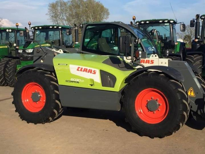 Claas Scorpion 6030 Cp - 2013
