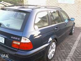 Bmw 330d station wagon for sale