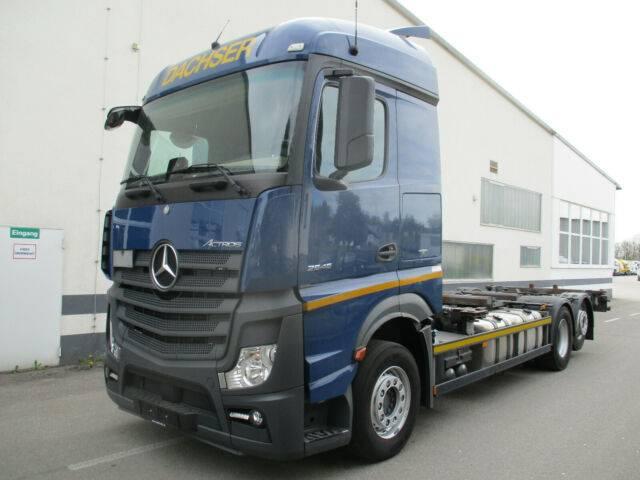 Mercedes-Benz Actros 2545L Stream BDF Multiwechsler - 2008