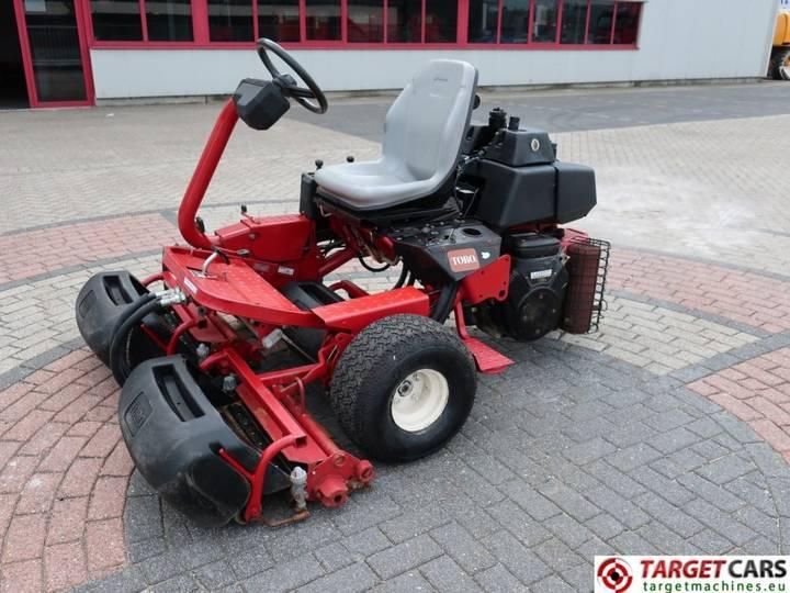 Toro 3150 GreensMaster 3 Gang Cylinder Reel Mower 3WD - 2008
