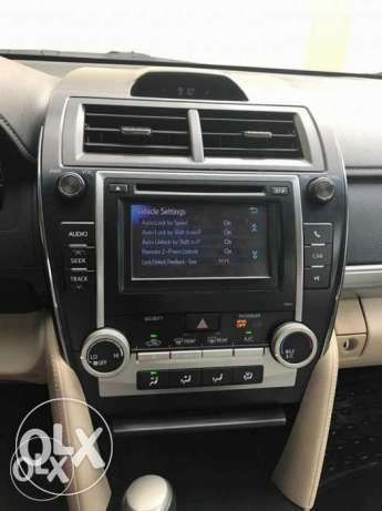 Nigerian used Toyota Camry 2013 leather with full option Isolo - image 5