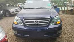Toks 07 Lexus Gx470,fulloption
