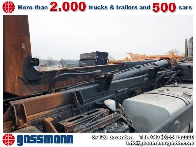 MAN TGA 26.440 6x2 BL Brandschaden - 2007