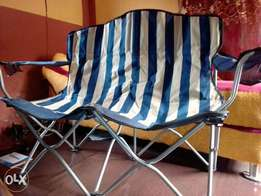 Couples picnic chair