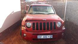 Jeep Patriot 2010 model, 170 000 km, Automatic four wheel drive.