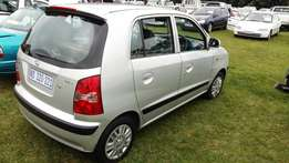 2006 Hyundai Atos - Sold With C.O.R.