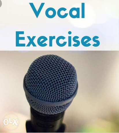 Singing and vocal private lessons