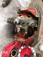 Forklift Diff wanted compleet for Yale10ton.