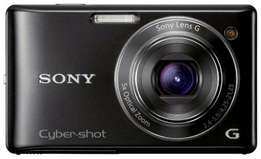 DSC-W390: Sony digital camera 14.1mp 5x OZ, HD Movie recording