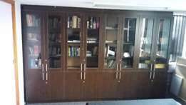 Glassed Display Cabinet