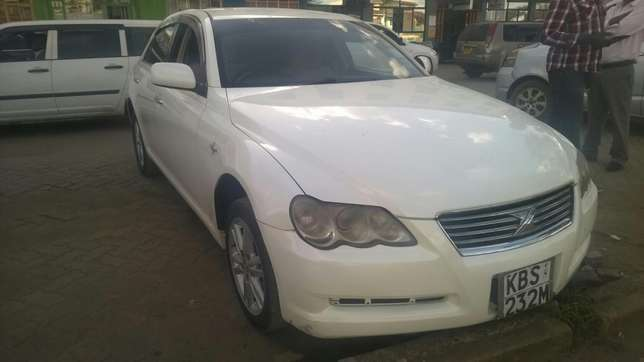 Toyota Mark x in great condition. Buy and drive!! Embakasi - image 2