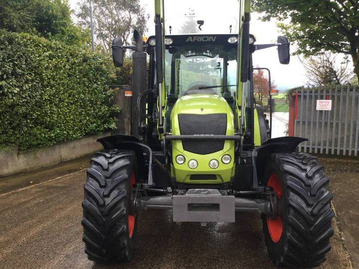 Claas Arion 420 Cis C/w Q46 Loader - 2011