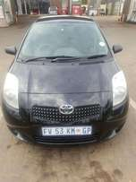 2007 Toyota Yaris T3 5Dr in a very good condition.