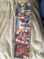 8 games sold together contact for which game you like to purchas