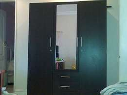 Stunning bedroom cupboard
