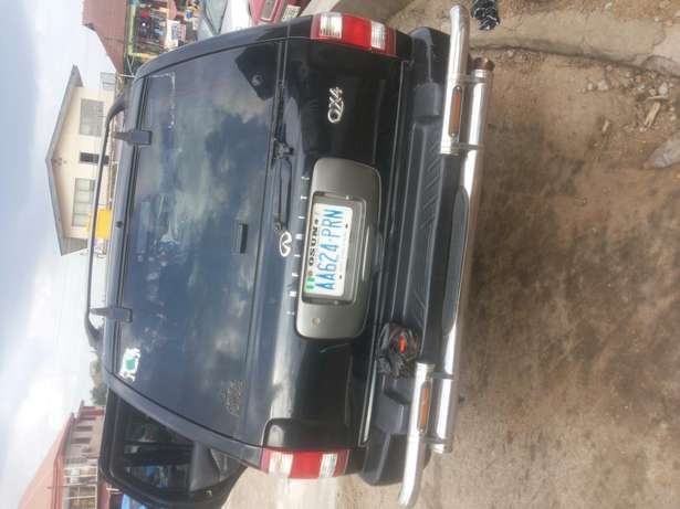 Very neat and first body infiniti jeep for sale with good engine Osogbo - image 8