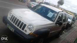 Jeep Cherokee 2005 Model for sale