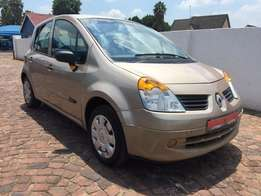 2005 renault modus 1.2 authentigue only 125000 kms