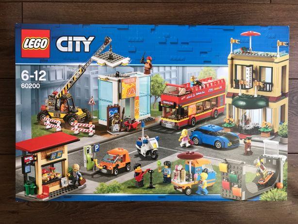 Lego City 60200 Stolica Nowe Tychy Olxpl