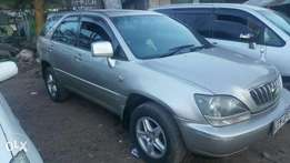 A very well maintained Lexus rx300 for sale