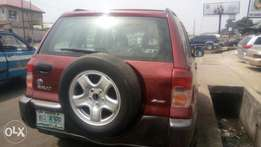 Nigerian used Toyota RV4 for sale in ph