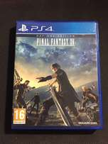 Final Fantasy XV (day one code been used)