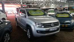 Vw Amarok 2L bi tdi highline 120kw