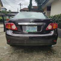 Toyota corolla 2009 limited edition in PHC