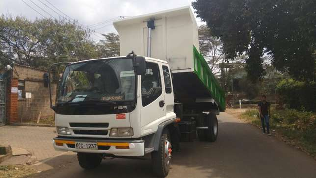 ISUZU FSR KCC TIPA,very clean and in perfect condition!! Parklands - image 5